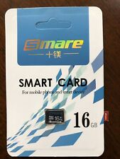 16GB Micro Smart Card