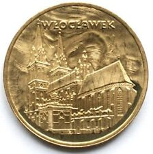 Poland 2 zloty 2005 Wloclawek (Włocławek) UNC (#435)