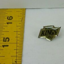 Los Angeles Kings hockey pin metal VINTAGE 1990s