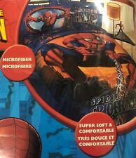 Amazing Spider-Man TWIN / FULL Comforter Marvel Comics Mircofiber NEW 106636