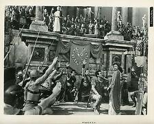 SUSAN HAYWARD DEMITRIUS AND THE GLADIATEUR 1954 VINTAGE PHOTO ORIGINAL N°2