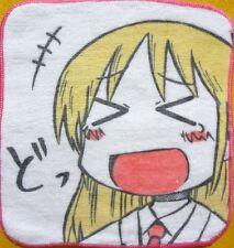 JAPAN ANIME NICHIJOU CUTE GIRL HAKASE MINI PORMO HANDKERCHIEF