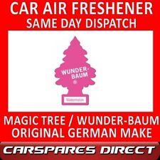 MAGIC TREE CAR AIR FRESHENER WATER MELON ORIGINAL & BEST - WUNDER-BAUM NEW
