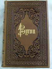 THE WORKS OF LORD BYRON IN VERSE & PROSE