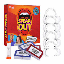 2016 Speak Out Board Game Mouthguard Challenge Game Best Christmas Gift