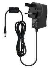 More details for electric guitar effect pedal power supply - 9v dc outside +, inside negative
