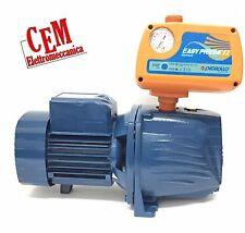 Elettropompa JSWm 2AX HP 1,5 + Presscontrol EASY PRESS Pedrollo pompa autoclave