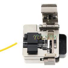 Metal Fiber Optic Fiber Cleaver FTTH Cutting Tool Cutter 0755 Ship 24H Free Ship