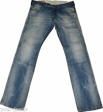 Replay Jeans  Tracco  MA 912  W33 L34  Vintage  Used/Dirty Look  NEU