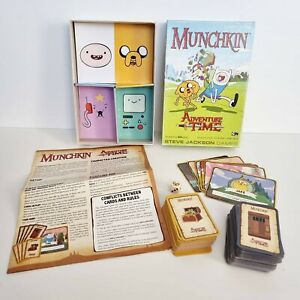 Munchkin Adventure Time Card Game (Out Of Print) 2014