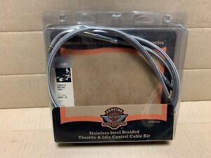 Harley Davidson V-Rod Throttle & Idle Cable Kit 56595-03