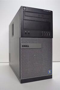 Dell OptiPlex 790 MT Quad i5-2400 3.10 GHz 500 GB HDD 8GB DDR3 Windows 10 WiFi