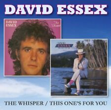 David Essex - The Whisper / This Ones For You [CD]