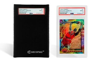 Card Capsule 10 Count Soft Protective Sleeves Exact Fit for PSA Graded Cards