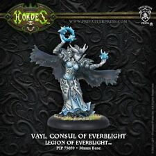 HORDES Legion of Everblight PIP73059 Vayl Consul of Everblight (Epic) NEW