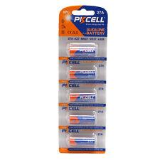 PKCELL 5 X 27A 8LR732 A27 27A L828 G27A 12V Alkaline Battery For Doorbell Remote