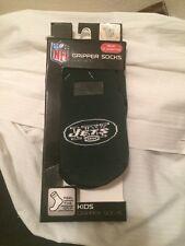 NWT NFL New York Jets Infant Skid-Proof Gripper Socks Green 12 monthsKid Shoe NY