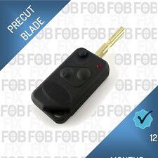 Range Rover P38 Key Fob Repair Case WITH PRE-CUT BLADE