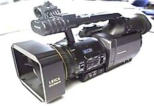 Panasonic AG DVX 100 BE Profi 3 CCD Camcorder Kamera  25p Mini-DV Cinema 5