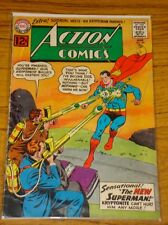 ACTION COMICS #291 VG (4.0) DC SUPERGIRL
