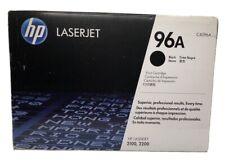 OEM HP C4096A 96A Toner Laser Jet 2100 2200 Genuine New (Factory Sealed Package)