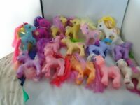 My Little Ponies G3 Lot of 27 (2002-2003)
