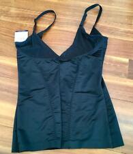 Free Post Women's NWT Soho Black Shapewear Camisole Size Large
