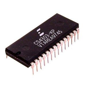 CS4303KP D/A-Wandler DIP28 von Crystal