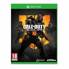 Call of Duty Black Ops 4 (Xbox One) NEW & SEALED - IN STOCK NOW