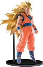 Dragon Ball Super Saiyan 3 Goku Sculptures Big Budoukai Figure Banpresto Japan