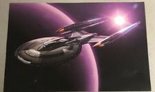 """Star Trek Deep Space Nine Poster """"What We Left Behind"""" New Two Sided 11x17"""" DS9"""