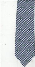 Fendi-[If New $350]-Authentic-100% Silk Tie-Made In Italy-F1-Men's Tie