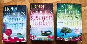 3 Nora Roberts Sternen Trilogie Liebesromane