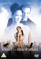 Cameriera in Manhattan (2002) Nuovo DVD (CDR32711)