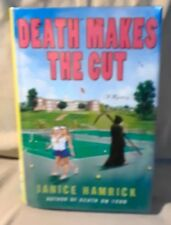 A Jocelyn Shore Mystery: Death Makes the Cut 2 by Janice Hamrick (2012, Hardcove