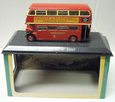 Leyland Retour au Travail 1957, 1:72, Atlas, Modèle, Bus Collection, Neuf