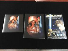 Star Wars Episode II Attack Of The Clones Movie Press Kit IN FRENCH
