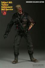 The Dead Subject 805 Tactical confinement opérateur Sideshow Exclusive FIGURE NEW