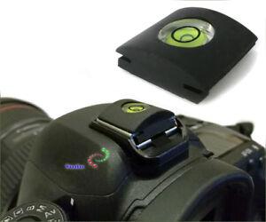 Kamera Blitzschuhabdeckung mit Wasserwaage  Standardblitzschuh