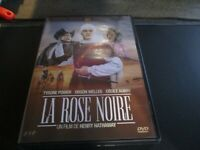 "DVD NEUF ""LA ROSE NOIRE"" Tyrone POWER, Orson WELLES, Cecile AUBRY"