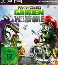 Playstation 3 Plants vs Zombies Pflanzen gegen Zombies Warfare DeutschTopZustand