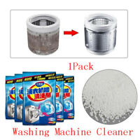 Washing Machine Cleaner Decontamination Tank Cleaning Agent Bag Pack Effective