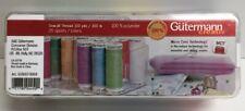 (New) Gutermann 26 Spool Thread Box