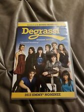 Degrassi: Season 12 3 Disc DVD Set Very Good Smoke Free Home 2012