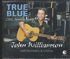 John Williamson - True Blue: 21st Anniversary CD (Single)