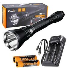 Fenix TK47UE Ultimate Ed 3200 Lumen LED Flashlight w/ 2x 3500mAh 18650 & Charger