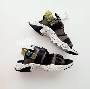Nike Canyon Sandal NA Cargo Khaki/Signal Blue CW9704-301 Men's 12