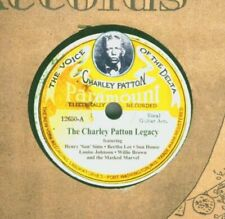 Charley Patton ‎– The Voice Of The Delta: The Charley Patton Legacy 3cd box set