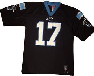 NWT Reebok Carolina Panthers Jake Delhomme #17 Jersey NFL OnField Football Men's