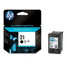 2 CARTCHOS HP  21 (negro )  hp deskjet 3920 / 3940 / d1 ORIGINALES